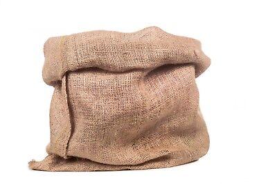 1 Small Burlap Bags 19 X 12 Jute Sacks Bag Gunny Feed Gift Wedding Ebay