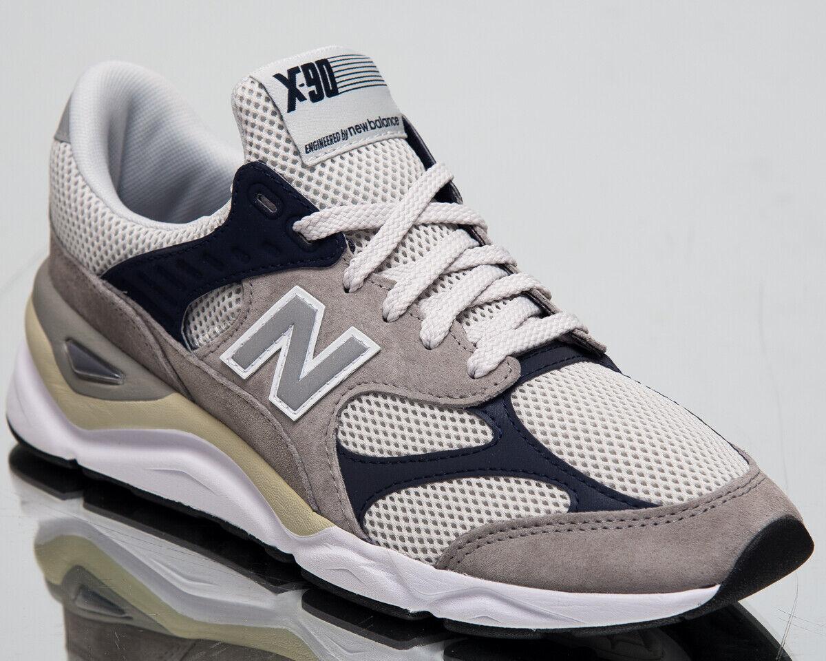 New Balance X-90 Rekonstruiert Herren Neu Grau Freizeit Lifestyle Lifestyle Lifestyle Schuhe 2536d1