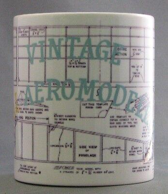 Aeromodeller Kielkraft Senator Mug, - Vintage Real Aero Modellazione!-mostra Il Titolo Originale