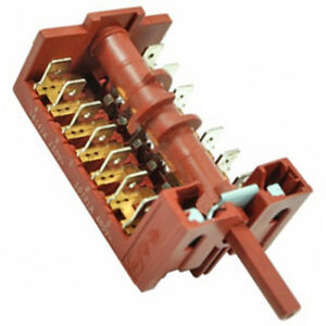 FLAVEL-ARCELIK-Hob-Oven-Cooker-4-Position-Function-Selector-Switch