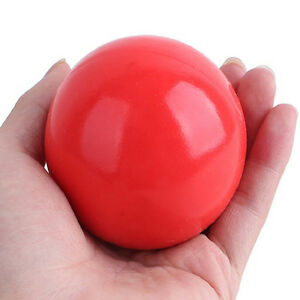 Indestructible-Solid-Rubber-Ball-Pet-cat-amp-Dog-Training-Chews-Play-Fetch-Bite-SP