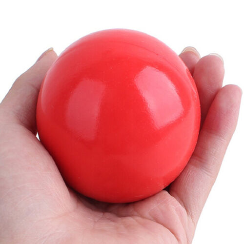 Indestructible Solid Rubber Ball Pet cat Dog Training Chew Play Fetch Bite Toy G