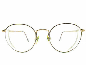 df6f54c2e26b Image is loading Authentic-BROOKS-BROTHERS-BB-101-1006-ROUND-EYEGLASSES-