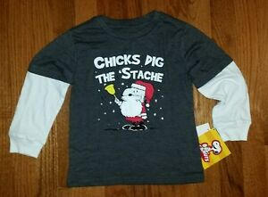 image is loading nwt boys peanuts snoopy christmas shirt top chicks - Snoopy Christmas Shirt