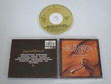 THE MISSION/GRAINS OF SAND(PHONOGRAM 846 937-2) CD ALBUM