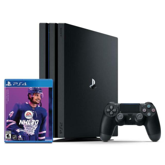 NHL 20 PS4 Pro Bundle
