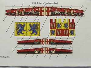 15mm-Medieval-Wars-of-the-Roses-Flags-Lacastrian-Earl-of-Northumberland