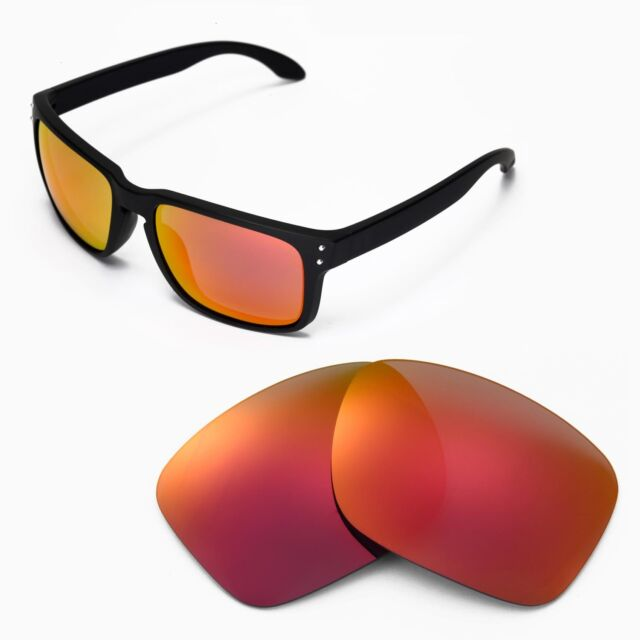 a54b065b504 Buy Walleva Fire Red Polarized Replacement Lenses for Oakley ...