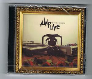 AMP-LIVE-HEADPHONE-CONCERTO-16-TRACKS-2014-NEUF-NEW-NEU