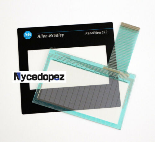 for AB PanelView550 PV550 2711-T5A16L1 2711-T5A15L1Touchscreen Protective film