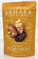 Sahale Snacks Honey Almonds Glazed Mix 4 Oz