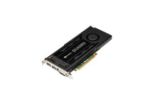 Dell-NVIDIA-Quadro-K4000-3GB-GDDR5-GPU-tarjeta-grafica-PCIe-x16-DVI-2x