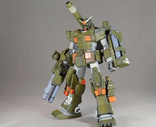 GUNDAM FIX FIGURATION  0001 FA-78-1 FULL ARMOR GUNDAM Action Figure BANDAI Japan