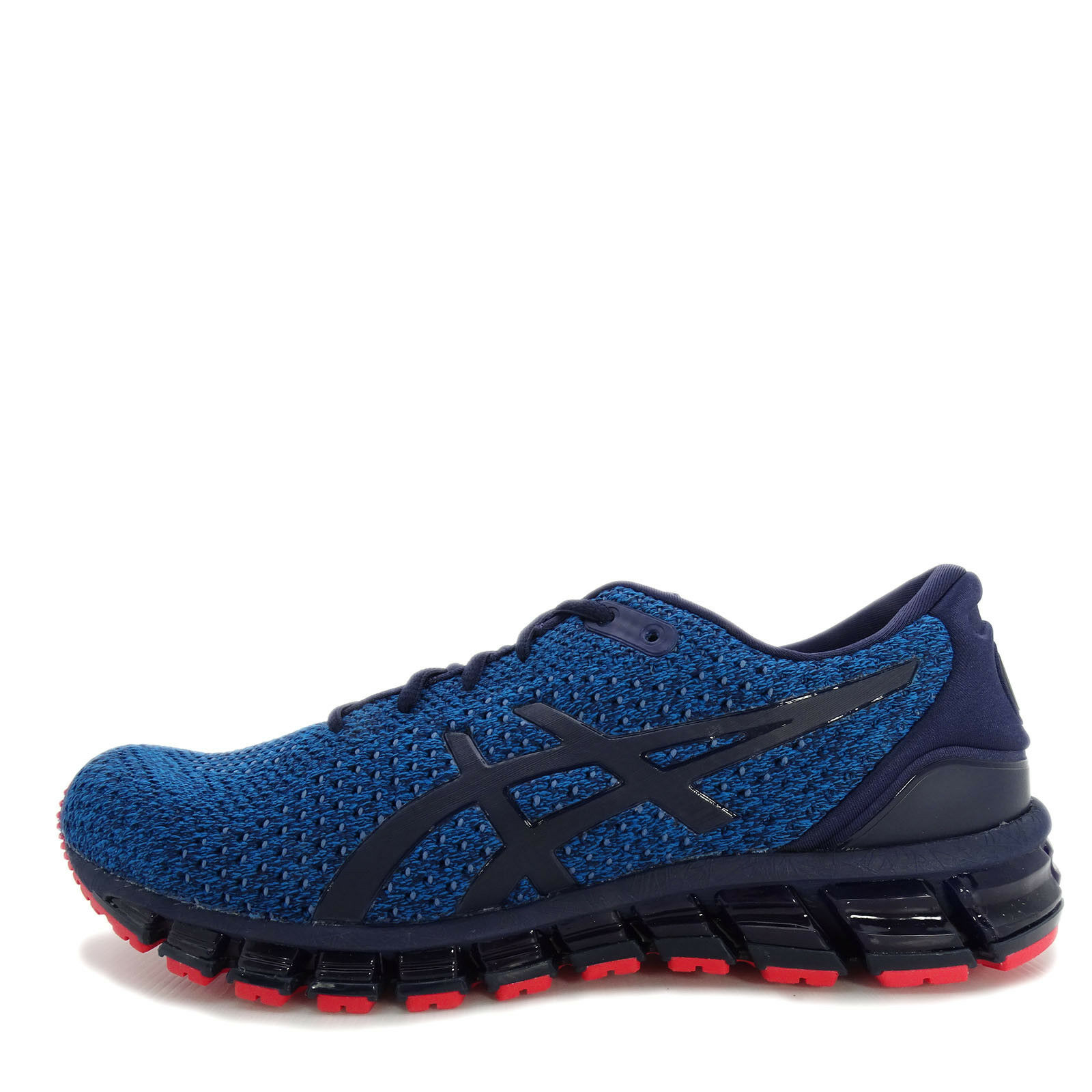 Asics GEL-Quantum 360 Knit 2 [T840N-400] Men Running shoes Race blueee Peacoat