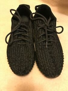 the best attitude 2cc3c 59c89 Details about ADIDAS YEEZY BOOST 350 KANYE WEST AGATE Blac MOONROCK V2  ULTRA NMD R1 AQ2660 9.5