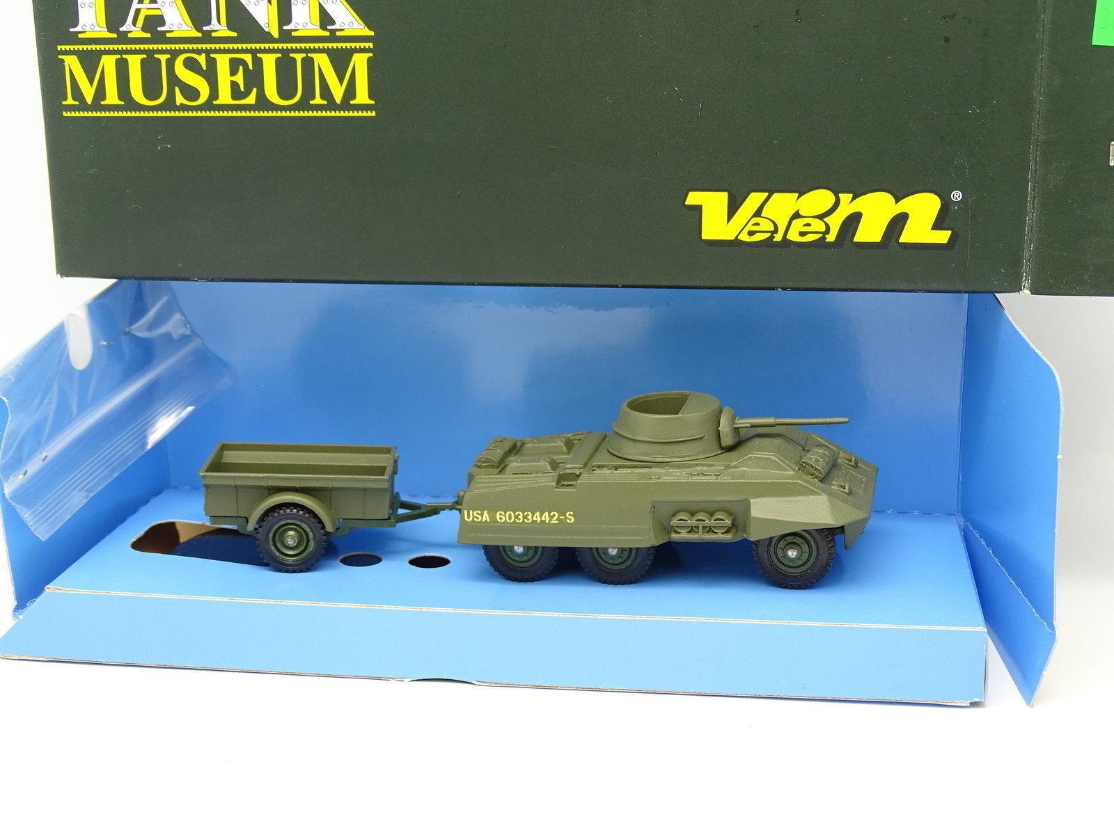 Verem militare armee - panzer museo 1   50 - m8 grauhound sm56