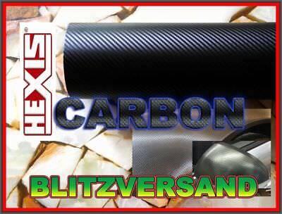 GüNstig Einkaufen Original Hexis Carbon / Schwarz-matt Car Wraping Folie ! Mitkarbonfaser-effekt
