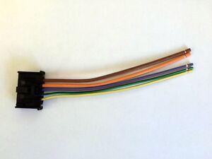 vauxhall corsa d fiat grande punto heater resistor wiring loom rh ebay ie vauxhall corsa wiring harness vauxhall corsa wiring diagram pdf