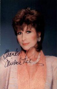 Michele-Lee-u-a-die-Herbie-Filme-Autogrammkarte-original-signiert-AK-7595-UH