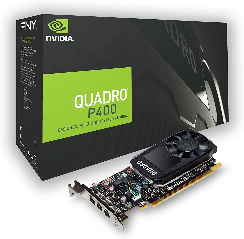 Pny quadro p400 2go GDDR 5 64bit vcqp 400v2