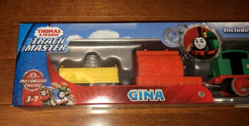 2019 Fisher-Price Trackmaster Thomas and Friends Gina Train New