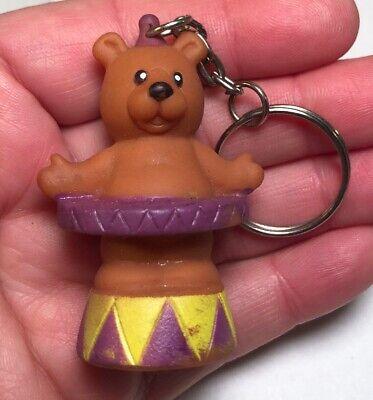 Keychain Dancing Bear Collectible NIP NEW Star Awards