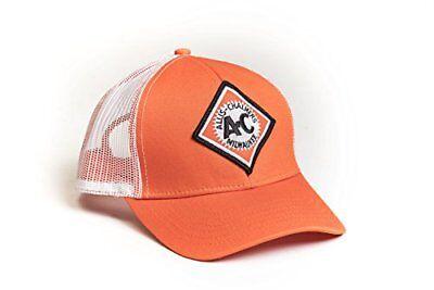 Allis Chalmers Traktor Hut, Vintage Logo, Orange Mit Weißen Netz Rücken Den Menschen In Ihrem TäGlichen Leben Mehr Komfort Bringen