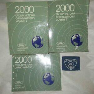 2000 grand marquis manual