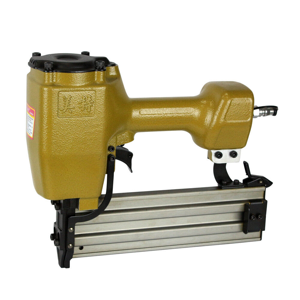 Meite ST64A 14 Gauge 3 4  to 2  Concret Nailer Uses Concrete and Steel Nails