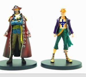 model-pirate-anime-figure-PVC-figures-set-of-2pcs-toy-dolls-new