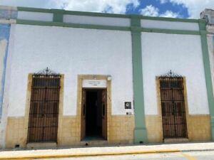 Venta casa colonial en Campeche - Centro Histórico