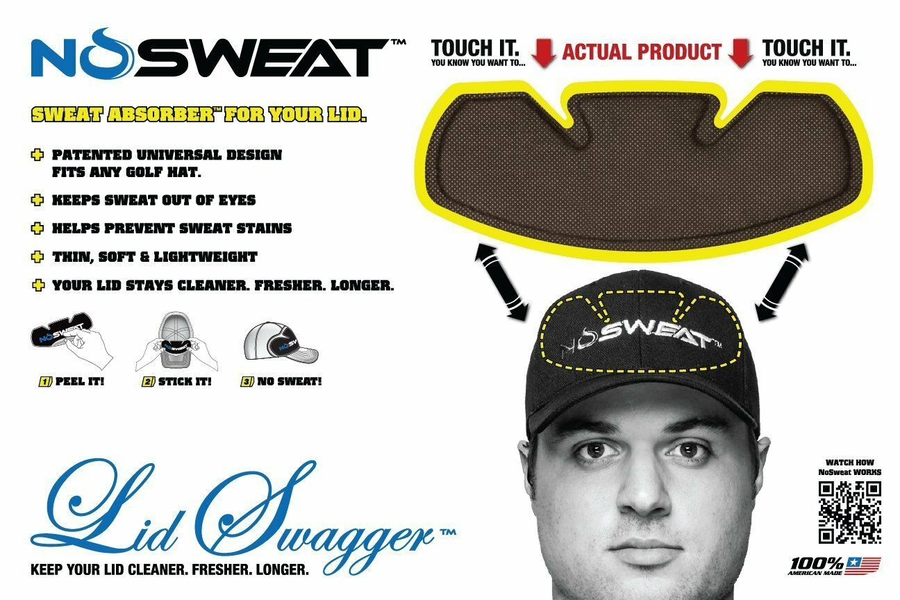 No (25) Sweat Golf Hat Liner & Sweat Absorber (25) No 5dd470