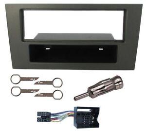Ford-Mondeo-De-Cd-Radio-estereo-Fascia-Facia-Panel-Adaptador-envolvente-Kit-de-montaje