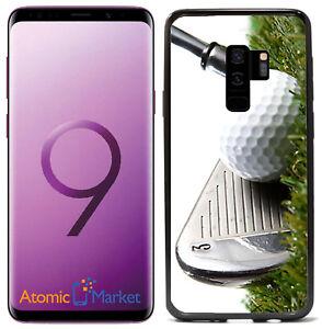 3-Iron-Golf-Club-Hitting-Golf-Ball-For-Samsung-Galaxy-S9-2018-Case-Cover