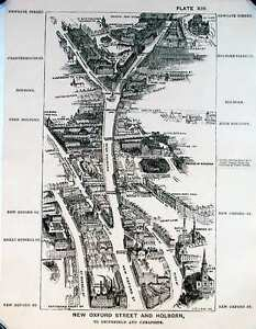 From-New-Oxford-Street-and-Holborn-to-Smithfield-M-London-in-1887-Herbert-Fry