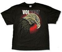 Volbeat Fallen Eagle T-shirt Black 2xl Licensed Heavy Metal Rock Band Shirt