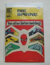 Hit Comics (BSV, Gb.) Nr. 5 (Z2) Die Spinne