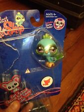 HASBRO LITTLEST PET SHOP Peacock From Collectors Journal NIP New 2008