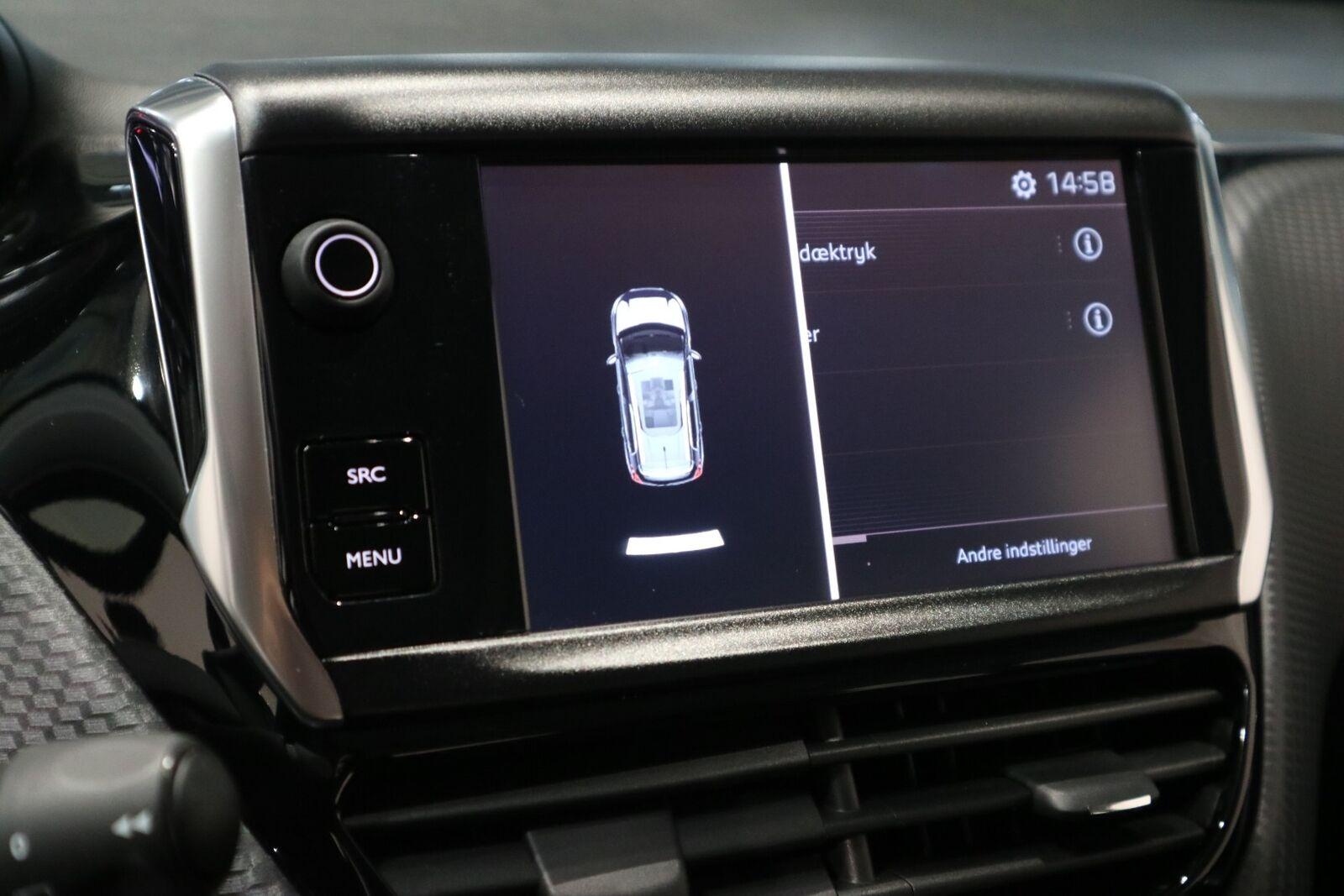 Peugeot 2008 1,2 VTi 82 Active - billede 7