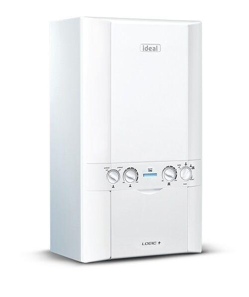 Ideal Logic+ Plus 30kW Combi Boiler (ErP) & Flue & Loop 7 YRS WARRANTY