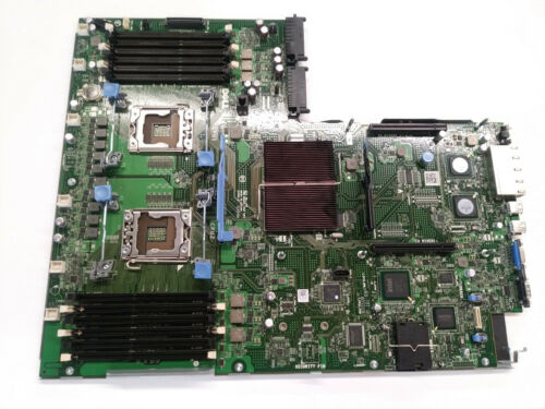 Genuine Dell Poweredge R610 Intel Motherboard Dual Socket LGA1366 0F0XJ6 Grade A