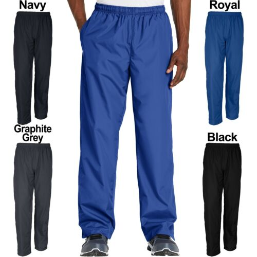 3XL Mens Athletic Pants Water Wind Resistant Pockets Lightweight XS-XL 2XL 4XL
