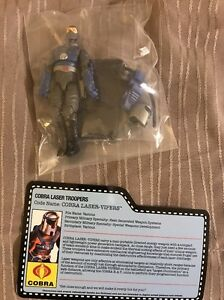 Joecon 2017 Gi Joe Convention Laser Lazer Viper Cobra Trooper Simple (1 Figure)