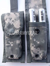 MOLLE Single Magazine Ammunition Tool POUCH 9mm ACU Iphone cover case US Made GI
