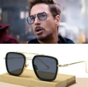 Marvel-Tony-Stark-Men-Sunglasses-Flight-006-Fashion-Avengers-Iron-Man-Glasses