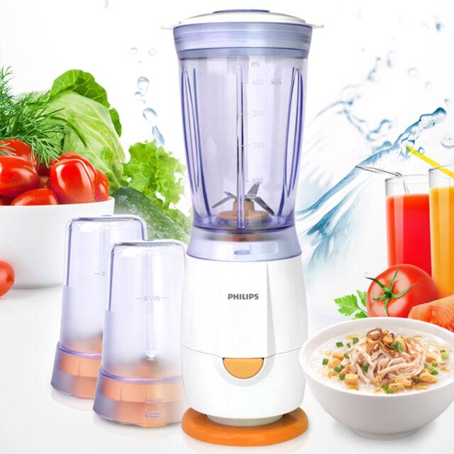 Philips Mini Blender HR2860 0 4L Plastic Jar Home Mixer Food grinder Juicer