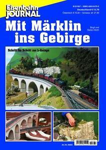 Eisenbahn Journal - Mit Märklin ins Gebirge 1-2001
