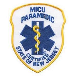 NJ-MICU-Paramedic-Shoulder-Patch