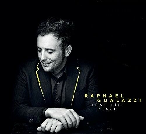 Raphael Gualazzi - Love Life Peace [New CD] Italy - Import