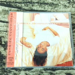 Carroll-Thompson-Full-Circle-TOCP-8590-JAPAN-CD-OBI